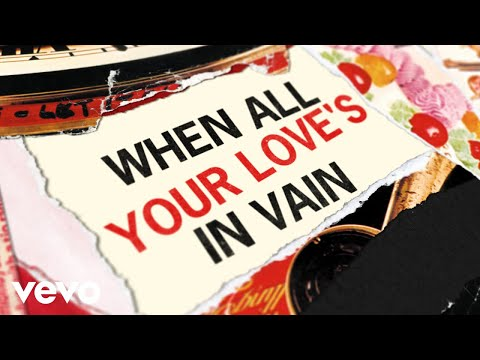 The Rolling Stones - Love In Vain (Official Lyric Video)