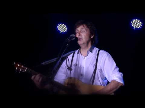Paul McCartney - Bouree / Blackbird